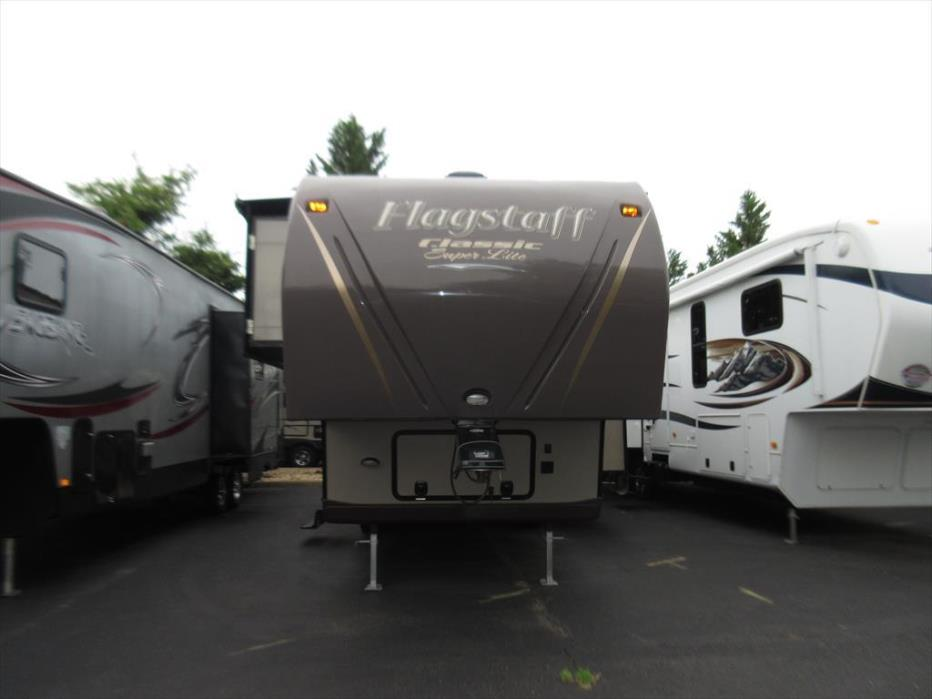 Forest River Flagstaff 8528rkws Rvs For Sale