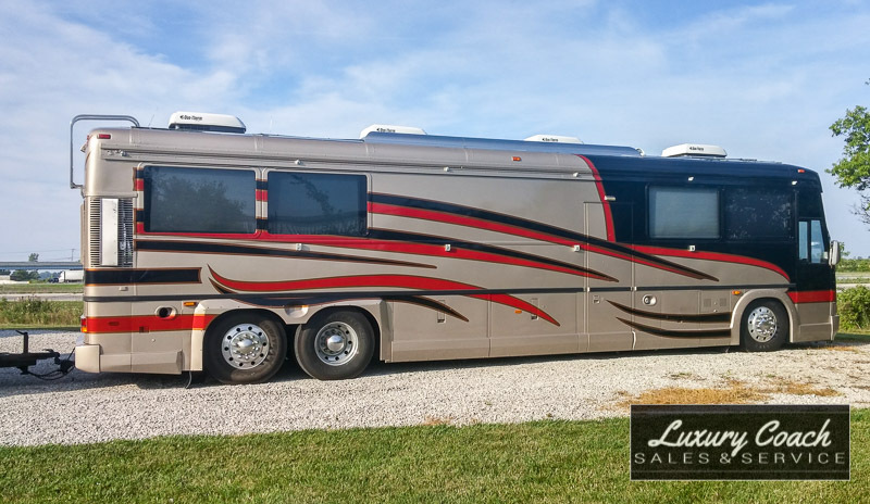 Custom Party Bus RVs for sale