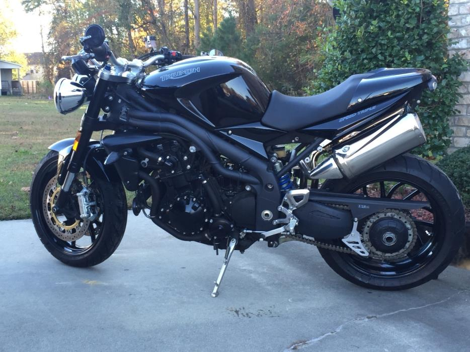 Triumph Speed Triple 955i Motorcycles For Sale