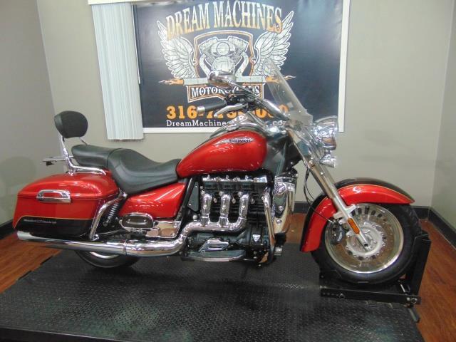 2008 Triumph America