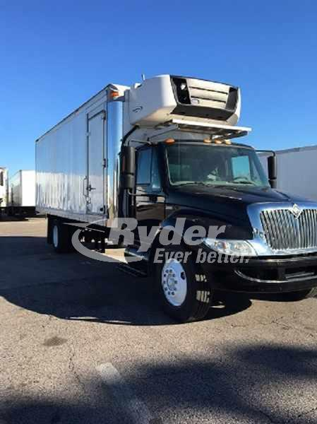 2009 International 4300  Refrigerated Truck