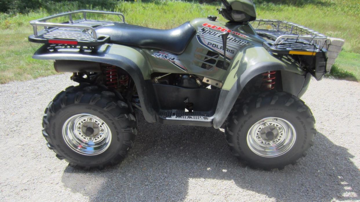 2003 Polaris Sportsman 600