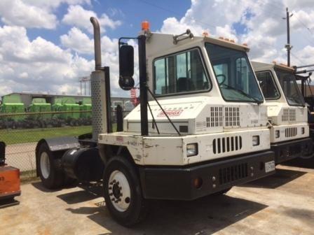 2012 Ottawa Commando 30  Yard Spotter Truck