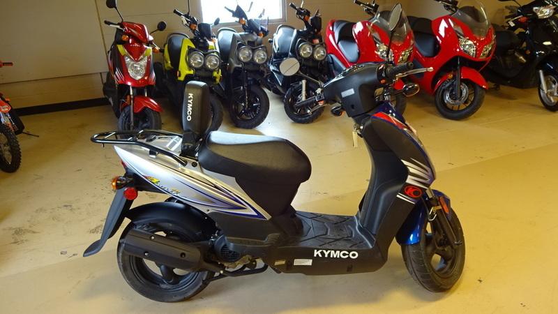 2015 Kymco AGILITY 50 4T