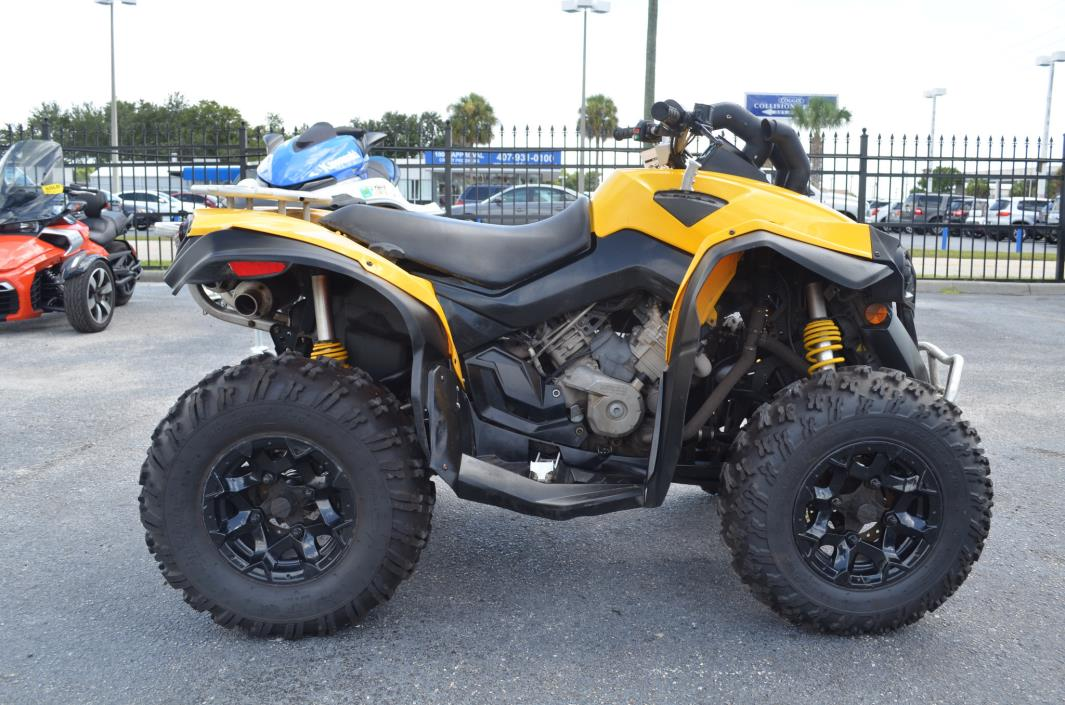 2012 Can-Am Can Am Renegade 1000