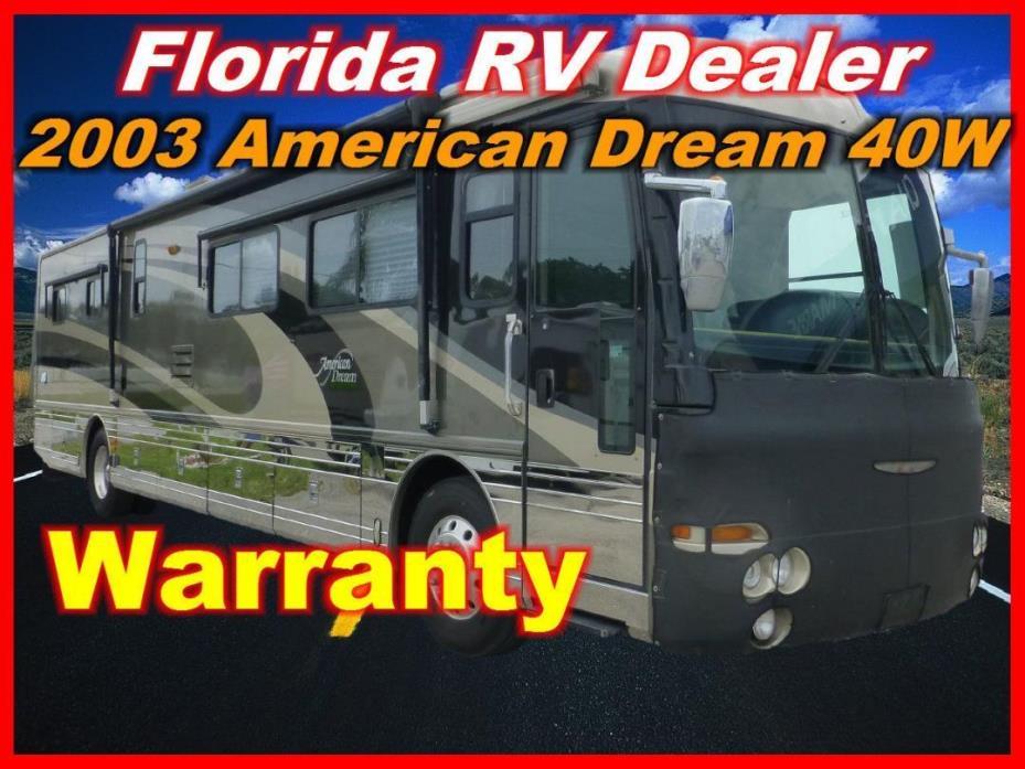 2003 American Coach American Dream 40W