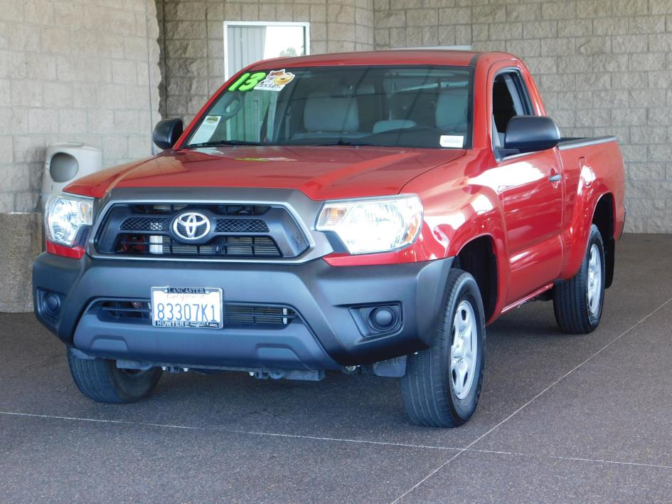 2013 Toyota Tacoma Automatic  Pickup Truck