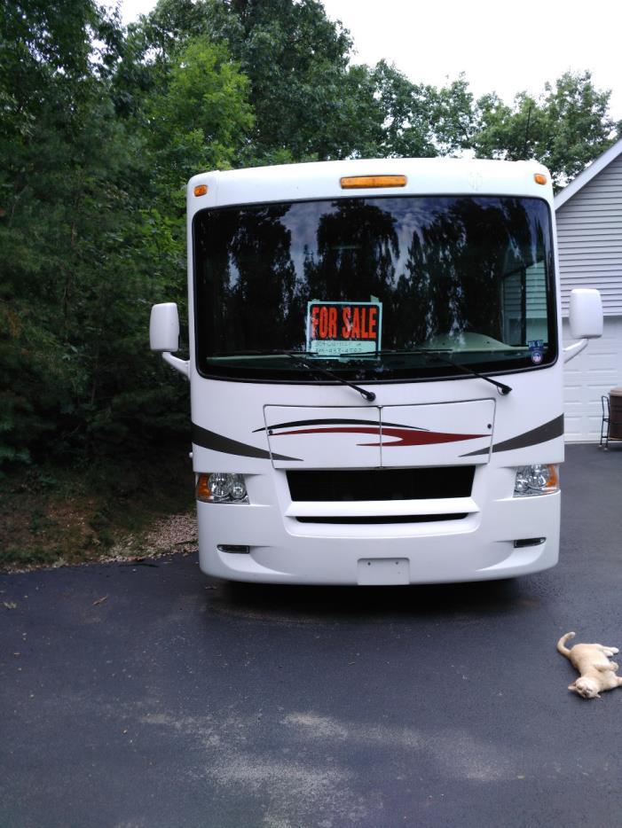2012 Thor Motor Coach Hurricane 31J