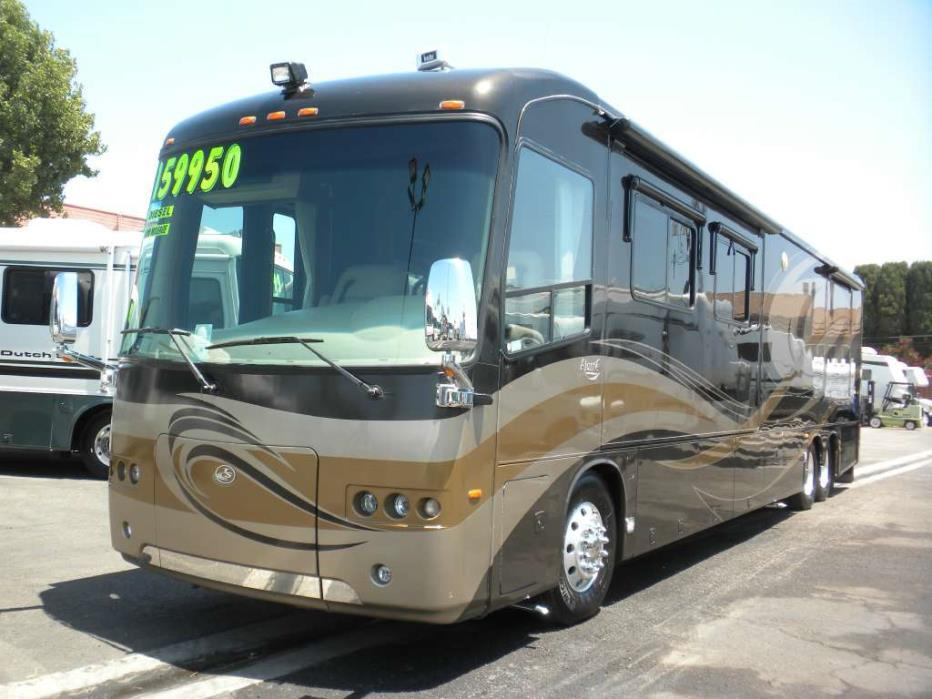 2008 Travel Supreme Alante 45DL24