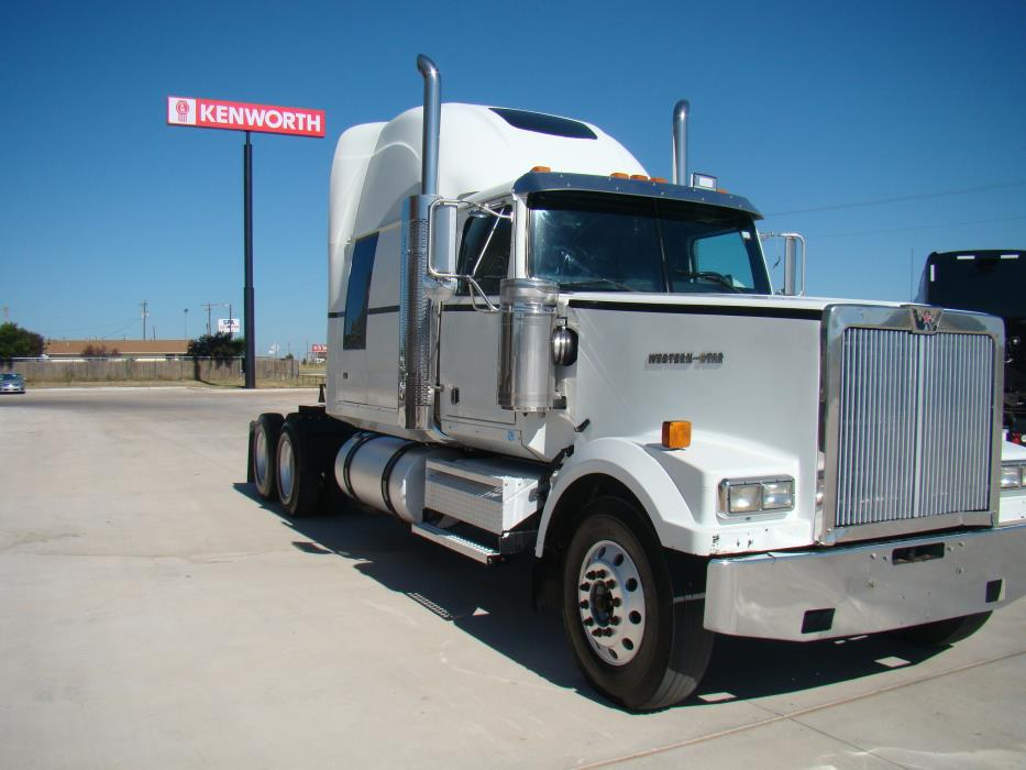 Technology Management Image: Western Star 4900 Cars For Sale In North Carolina