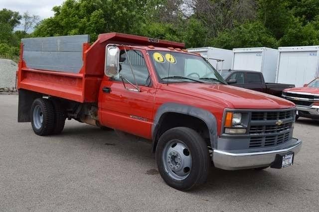 2000 Chevrolet C/K 3500hd  Dump Truck