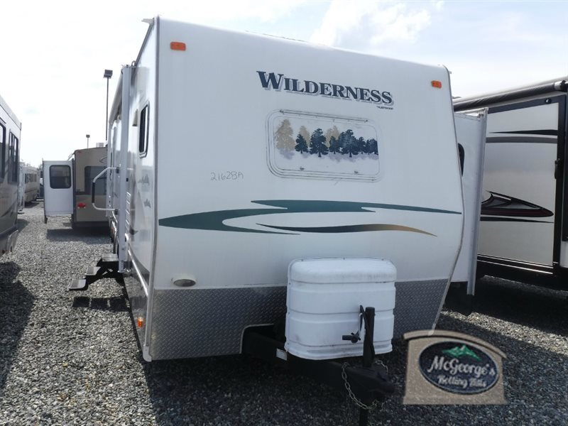 Fleetwood Travel Trailer Nada
