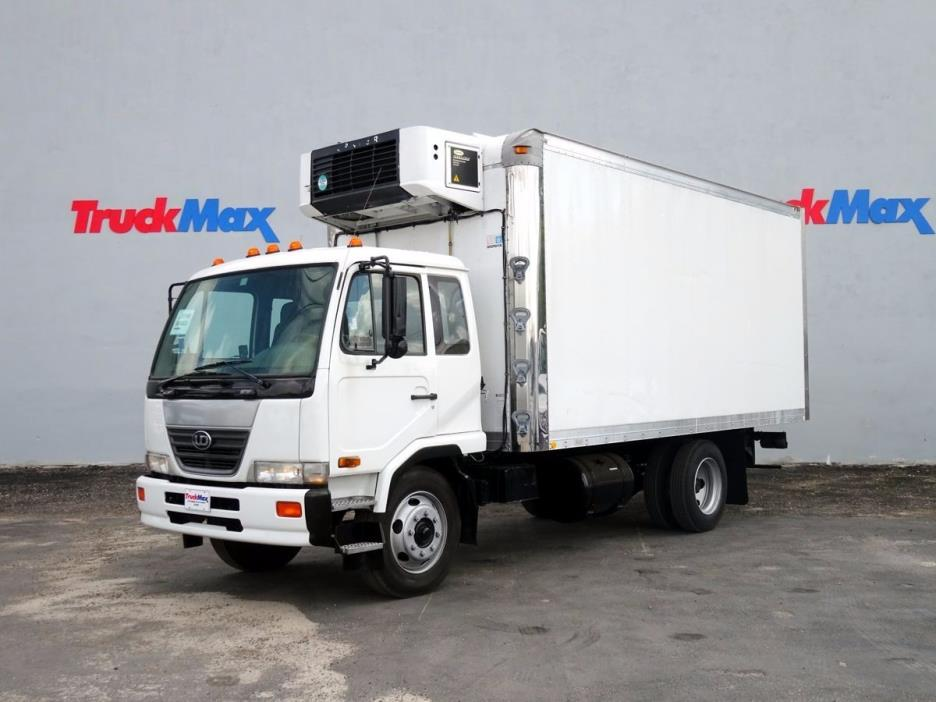 2005 Nissan Ud 2000 Refrigerated Truck