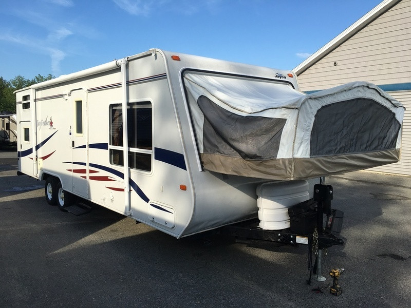2007 Jayco Jay Feather 26L