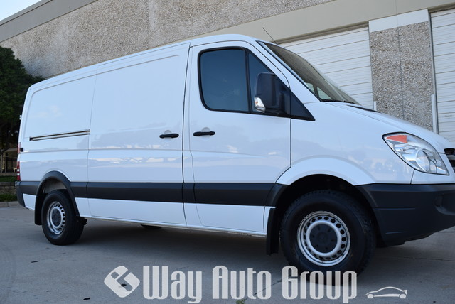 2013 Mercedes-Benz Sprinter Cargo Vans Cargo Van