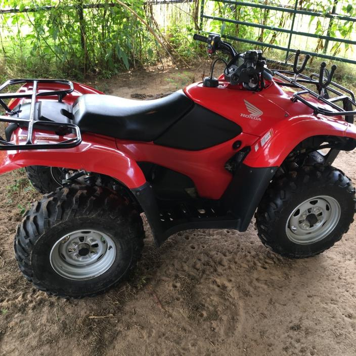 Honda fourtrax rancher 4x4 at dct irs eps motorcycles for sale for Honda 420 rancher for sale