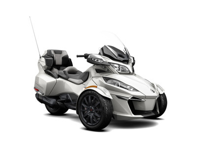 2016 Can-Am Spyder RT-S 6-Speed Manual (SM6)