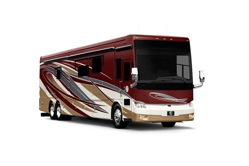 2017 Tiffin Motorhomes Inc ALLEGRO BUS 40AP