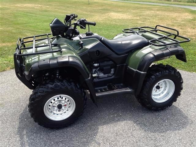 Honda Rubicon 500 4x4 Motorcycles for sale