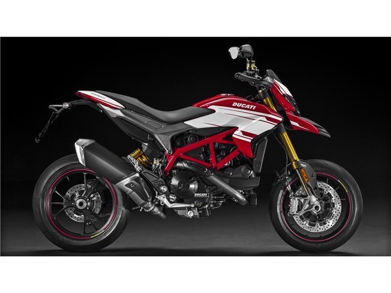 2016 Ducati Hypermotard 939 SP