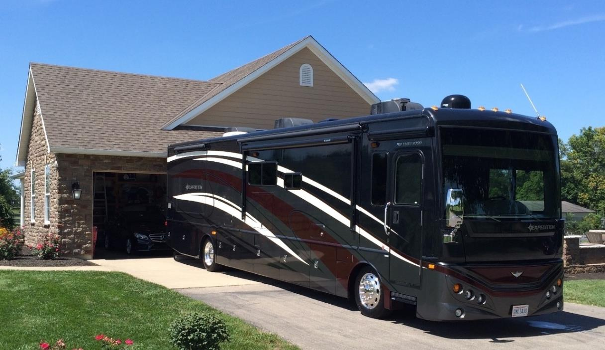2014 Fleetwood Expedition 40x Rvs For Sale