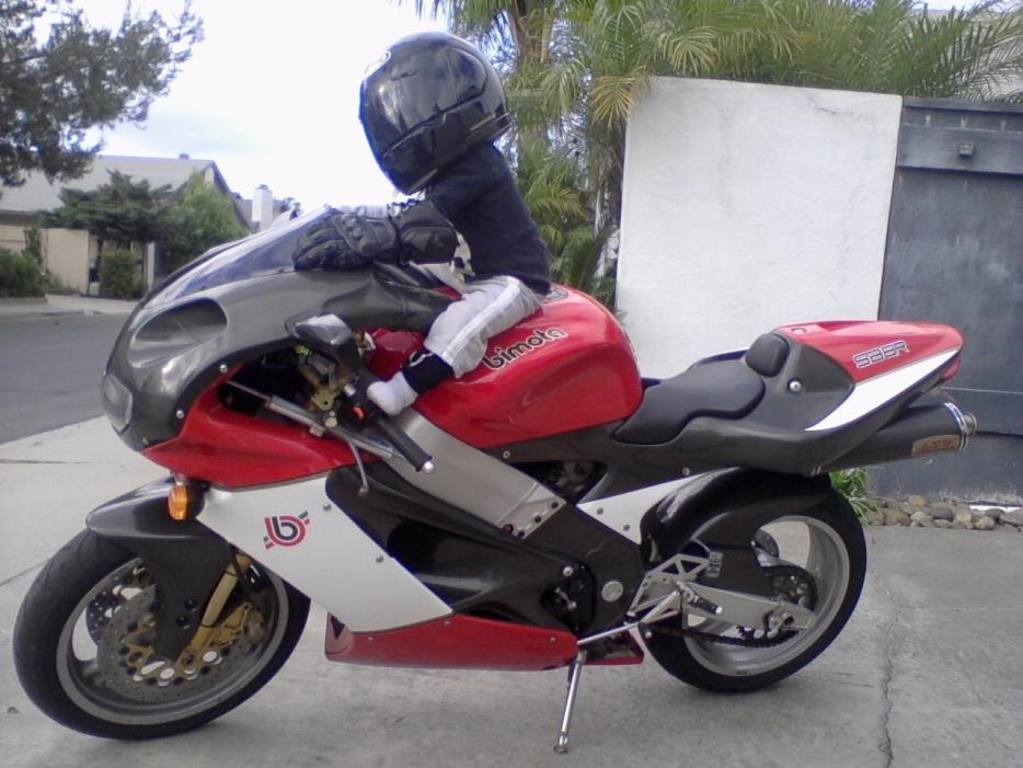2000 Bimota Sb 8