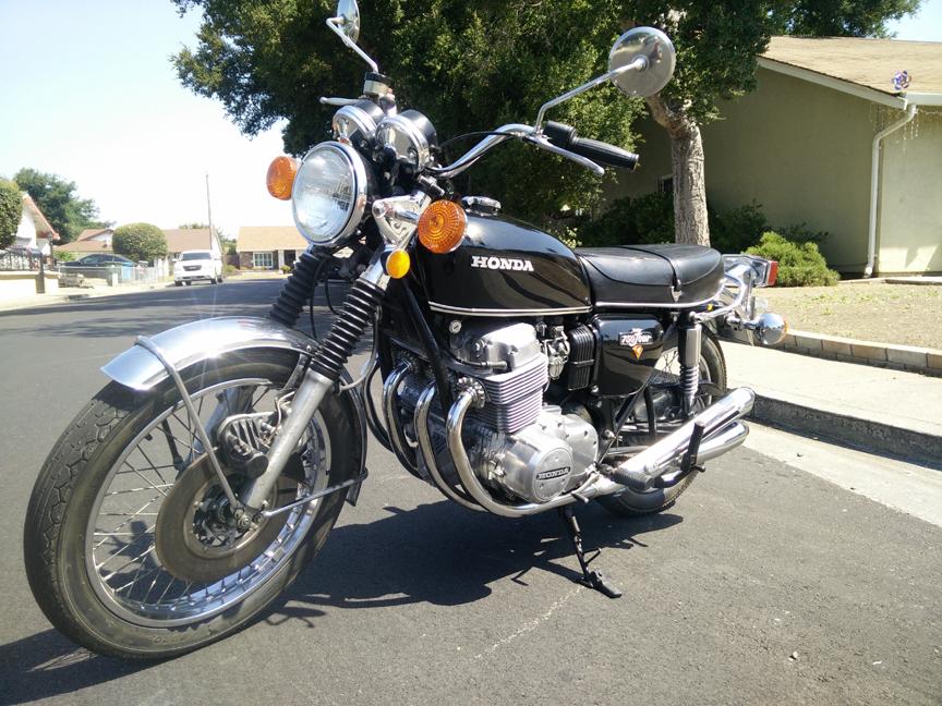 Regulator//Rectifier 125 CC Honda CB 125 K5 1976