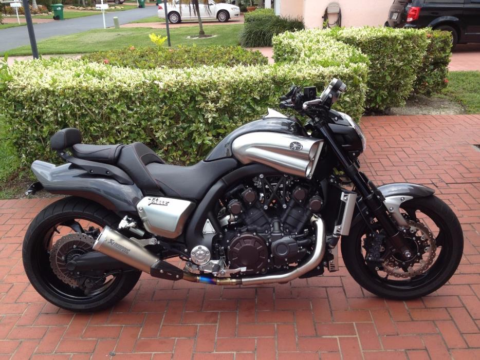 Yamaha Vmax 1700 motorcycles for sale in Florida