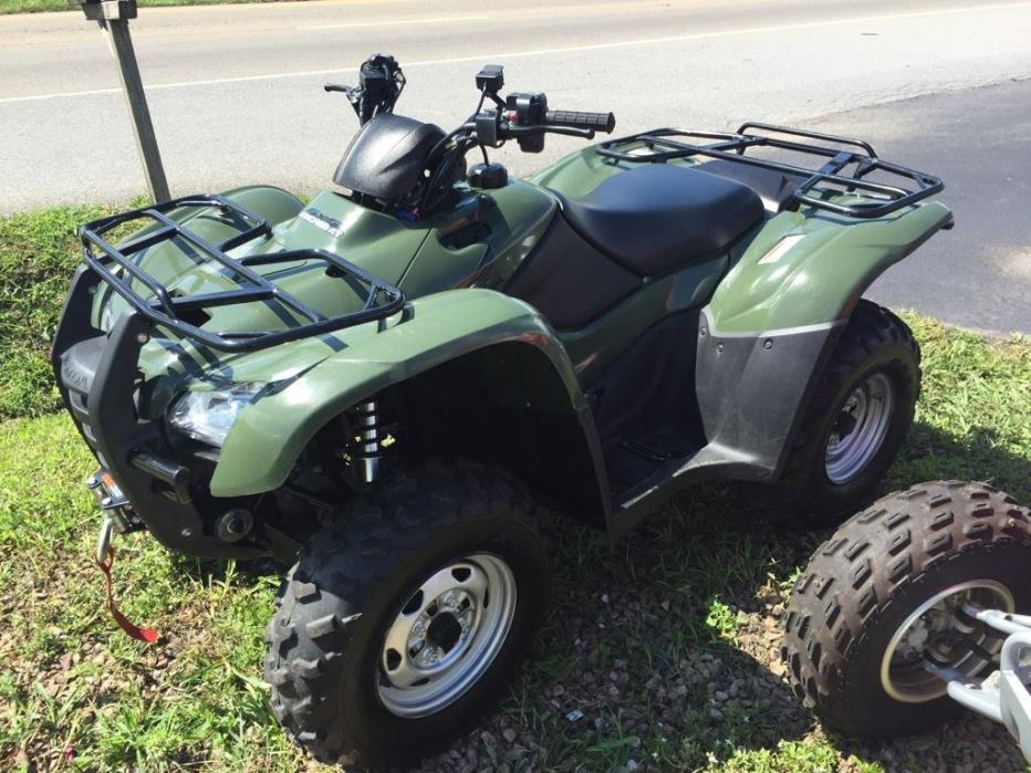 Honda rancher at motorcycles for sale in tennessee for Honda 420 rancher for sale