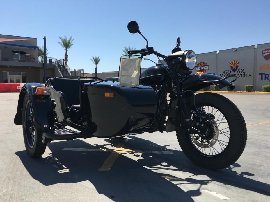 2016 Ural Gear-Up
