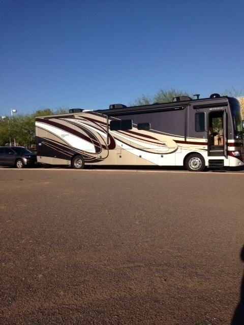 2013 Fleetwood Discovery 40x Rvs For Sale