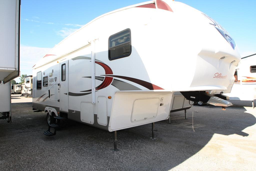 2010 Palomino Sabre SILHOUTTE 290RES
