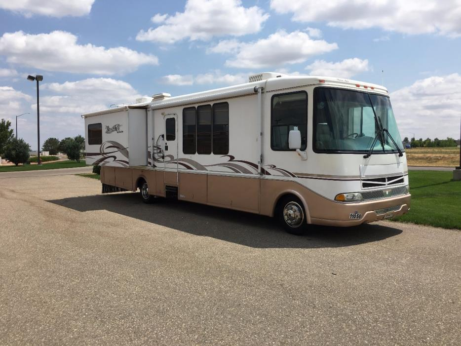 2002 Rexhall Rose Air 3550bsl