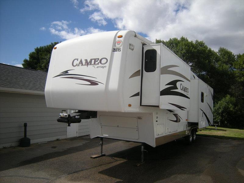 2008 Carriage Cameo SB3
