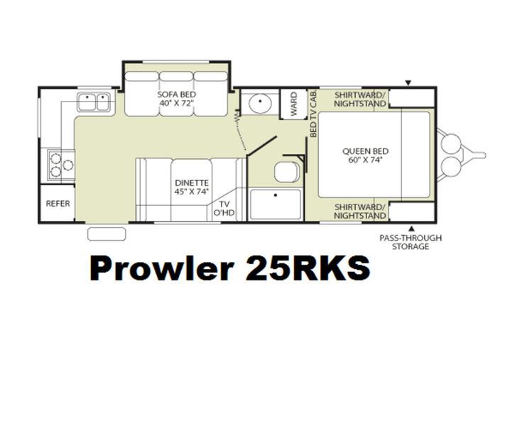 Fleetwood Prowler 250rks Rvs For Sale
