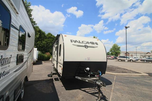 Forest River Palomini 179bhs Rvs For Sale