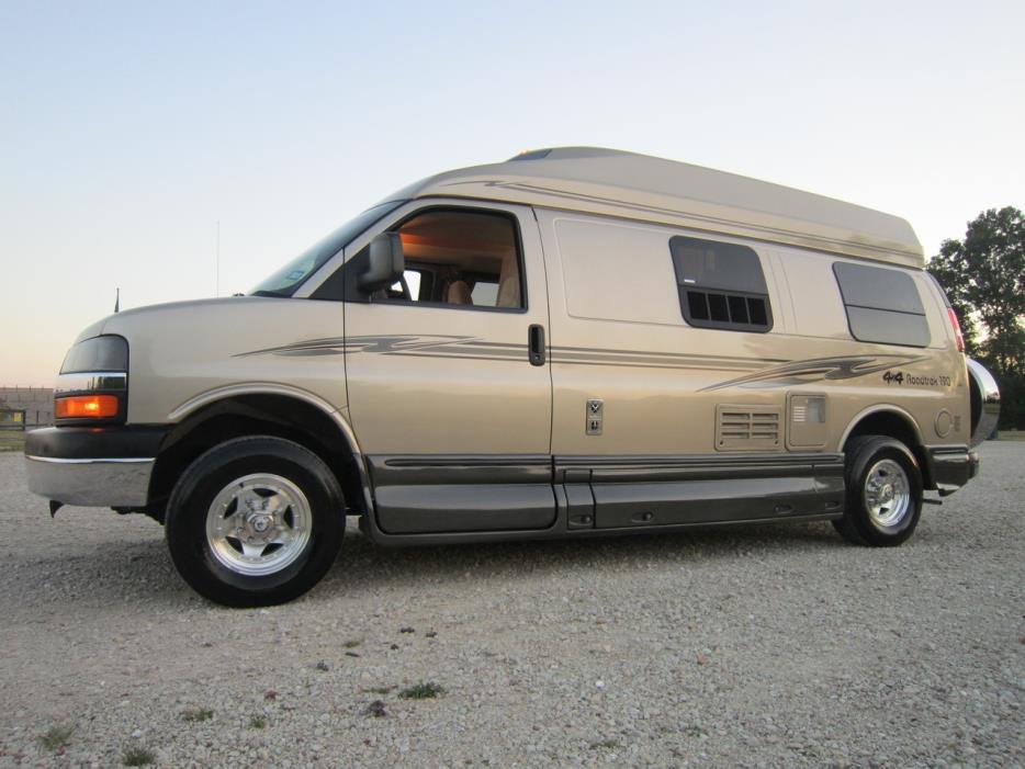 2007 Roadtrek 190 Popular LX 4x4