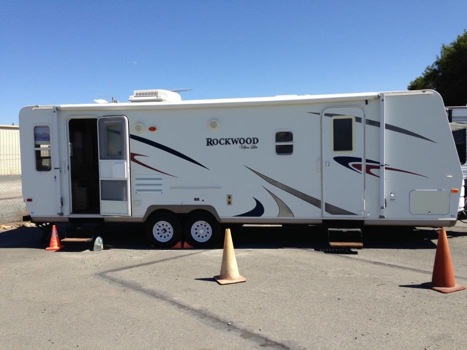 2007 Rockwood Travel Trailer RVs for sale