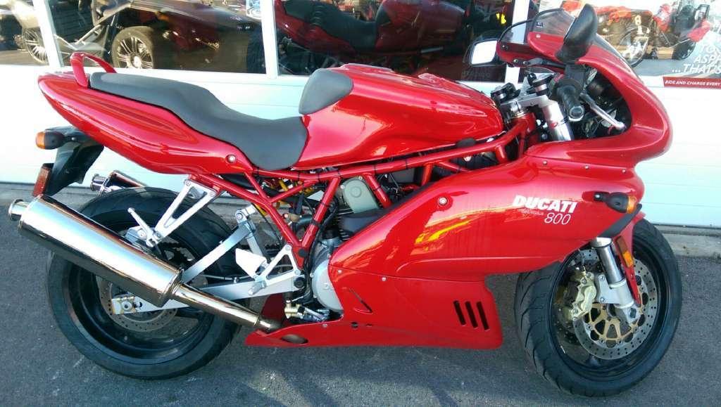 2015 Ducati PANIGALE 899
