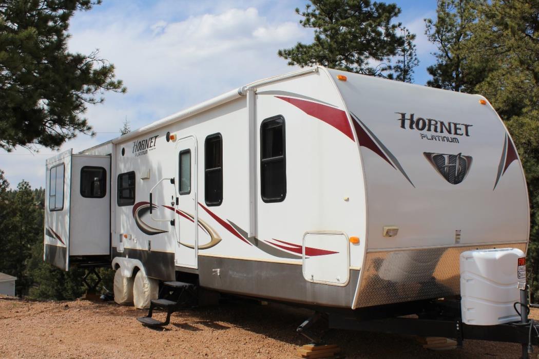 2012 Keystone Hornet 31RLDS