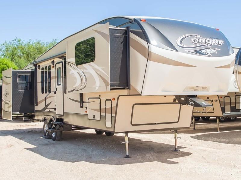 Keystone Cougar 337fls Rvs For Sale In Texas