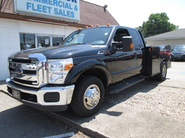 2012 Ford F-350sd  Cab Chassis