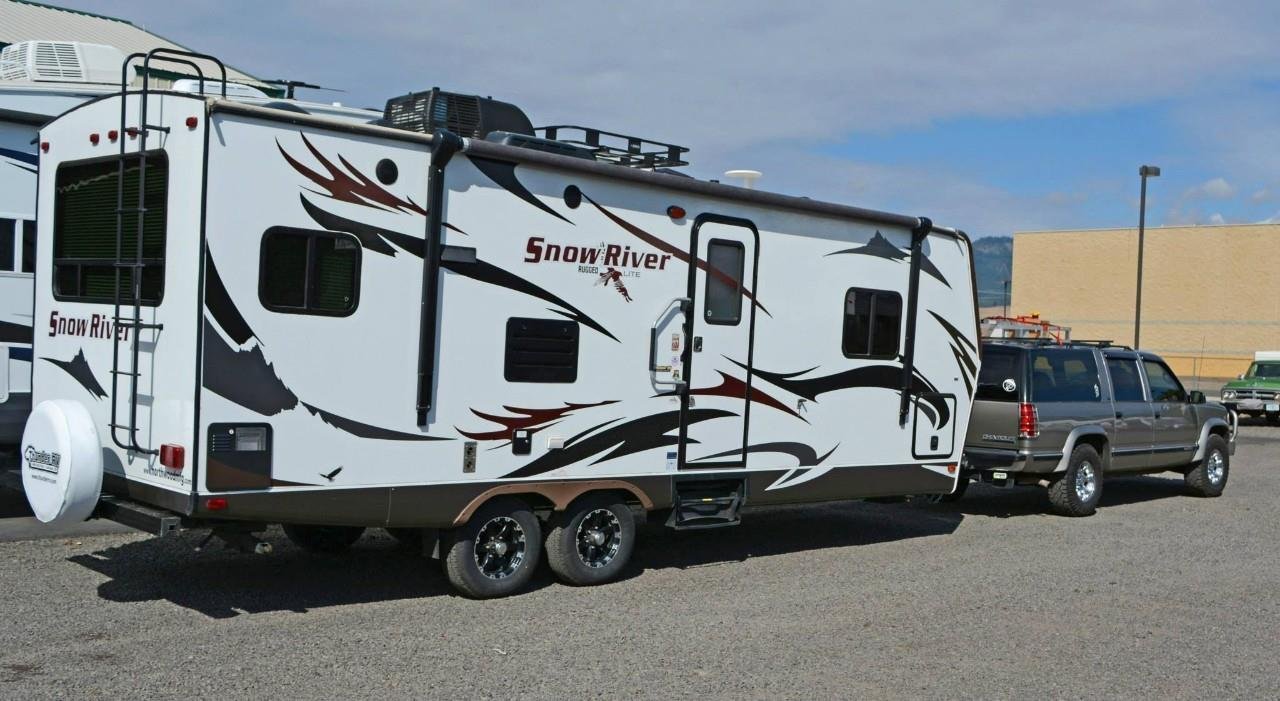 2013 Northwood Snow River 254lss Rvs For Sale