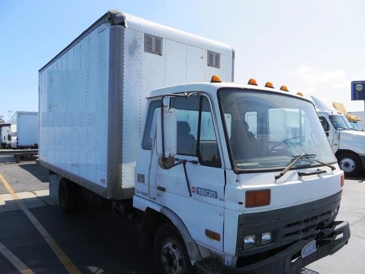 1993 Nissan Ud1800 Box Truck - Straight Truck