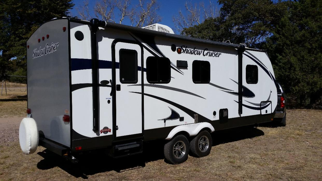 2015 Cruiser Rv Corp Shadow Cruiser 225RBS