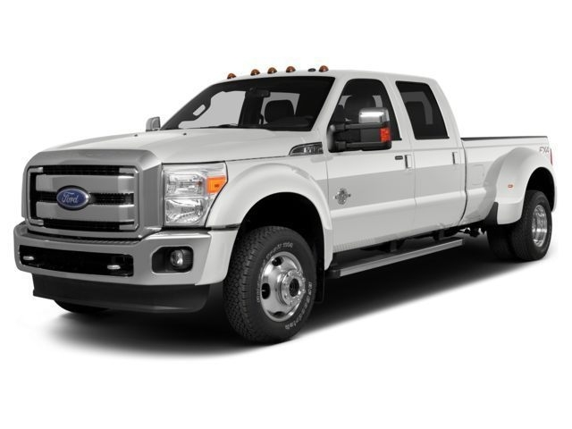 2015 Ford F-350 Pickup Truck