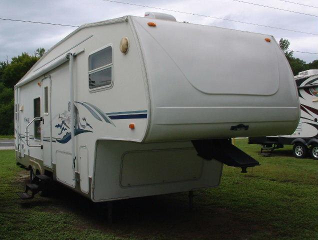 2004 Keystone Cougar 278EFS