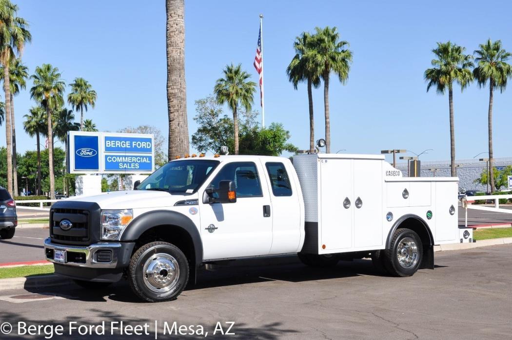 2016 Ford F450  Mechanics Truck