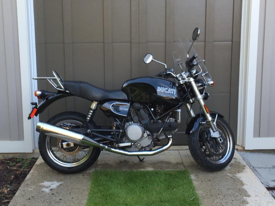Ducati Sportclassic Gt 1000 Vehicles For Sale