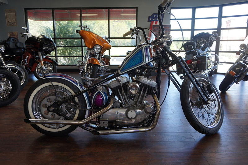2006 Custom Midwest Chopper